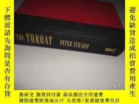 二手書博民逛書店PETER罕見STRAUB The ThroatY12668 P