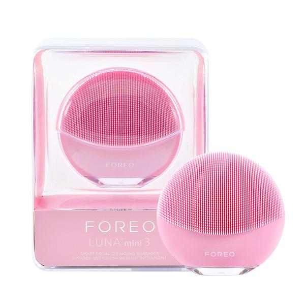 Foreo Luna Mini 3 迷你淨透洗臉機 (粉紅色) #Pearl Pink - WBK SHOP