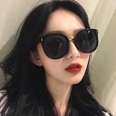 太陽鏡 日韓 墨鏡女新款大框太陽眼鏡 潮 降價兩天
