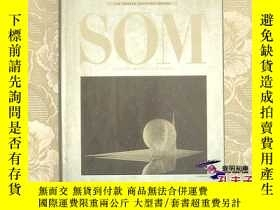 二手書博民逛書店SOM罕見selected And current works