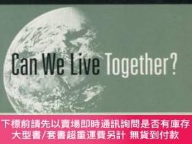 二手書博民逛書店Can罕見We Live Together?Y464532 Alain Touraine Stanford U