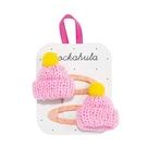 英國 Rockahula Kids 髮夾 - 針織帽
