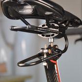 自行車車座減震器 坐墊懸浮裝置 身高可調節