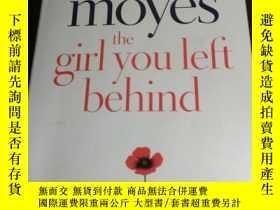 二手書博民逛書店The罕見Girl You Left BehindY250274