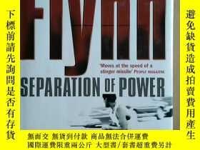 二手書博民逛書店Vince罕見Flynn SEPARATION OF POWERY156495 Vince Flynn BCA