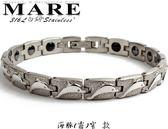 【MARE-316L白鋼】系列: 海豚 (霧) 窄  款