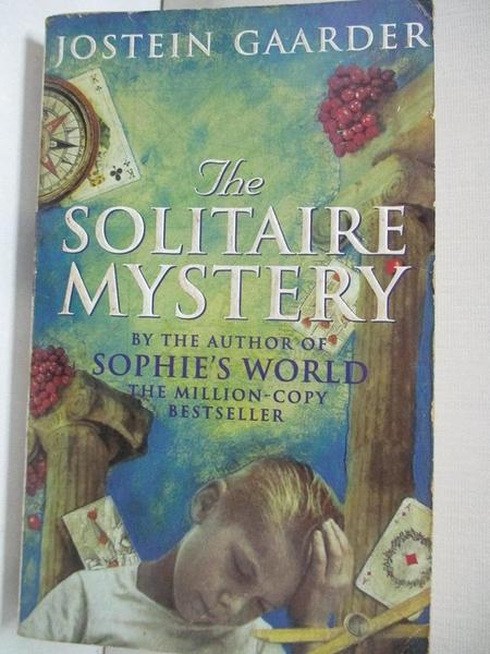 【書寶二手書T2/原文小說_ITT】The Solitaire Mystery_Jostein Gaarder
