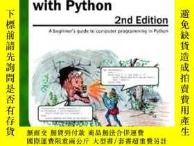 二手書博民逛書店Invent罕見Your Own Computer Games With PythonY307751 Al S