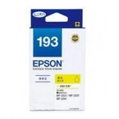 EPSON NO.193 T193450 標準型黃色墨水匣