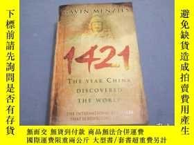 二手書博民逛書店1421:China罕見Discovered The World