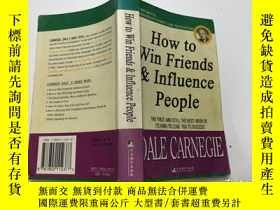 二手書博民逛書店How罕見to Win Friends Influence PeopleY383796 How to Wi