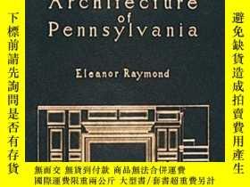 二手書博民逛書店Early罕見Domestic Architecture of