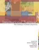 二手書博民逛書店《International Business: The Challenge of Global Competition》 R2Y ISBN:0072356766