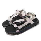 New Balance 涼拖鞋 SDL850 灰 黑 男鞋 女鞋 綁帶 夏日拖鞋 情侶款 涼鞋 【ACS】 SDL850BWD