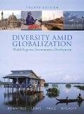 二手書博民逛書店《Diversity Amid Globalization: World Regions, Environment, Development》 R2Y ISBN:0136005543