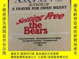 二手書博民逛書店Setting罕見Free the BearsY198722 J