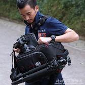 致泰攝影包雙肩佳能尼康單反相機包多功能旅游戶外相機男女背包 igo科炫數位旗艦店