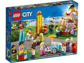 【LEGO樂高】CITY 人偶套裝 園遊會 #60234