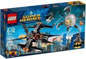 樂高LEGO SUPER HEROS 超級英雄 蝙蝠俠 兄弟之眼摧毀 76111 TOYeGO 玩具e哥