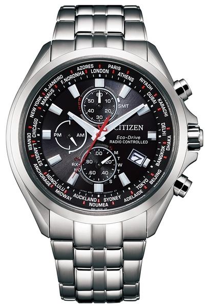 【分期0利率】星辰錶 CITIZEN 電波錶 鈦金屬 44mm 萬年曆 原廠公司貨 AT8200-87E