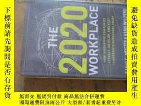 二手書博民逛書店c0009精裝the罕見2020 workplace(how i