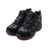 GOODYEAR 戰術靴 高筒動態防水戶外鞋 黑 GAMO03540 男鞋