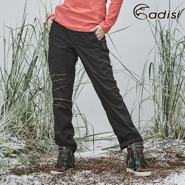 ADISI 女防水透氣保暖長褲AP1821039 (S-2XL) / 城市綠洲 (防水貼條、天鵝絨、TPU膜)