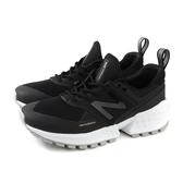 NEW BALANCE 574系列 老爹鞋 運動鞋 復古鞋 女鞋 黑色 窄楦 WS574PCE-B no590