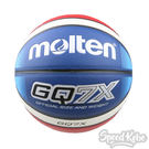 MOLTEN 藍紅 365 合成皮 室外 7號球 籃球 BGQ7X【Speedkobe】