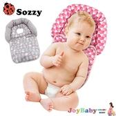 SOZZY嬰兒手推車安全座椅定型枕 防偏頭枕-JoyBaby