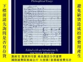 二手書博民逛書店The罕見Interpretation Of Music: Ph