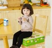 坐墊-日本pure baby兒童增高坐墊 防水寶寶餐椅增高墊3個高度可調  YYS 多麗絲