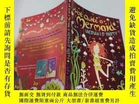 二手書博民逛書店not罕見quite a mermaid 不是美人魚Y200392