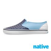 native MILES 男/女鞋-海軍藍x天空藍