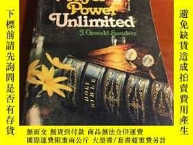 二手書博民逛書店prayer罕見power unlimited+gods incomparable wordY16306 pr
