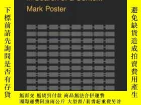 二手書博民逛書店Critical罕見Theory And Poststructu