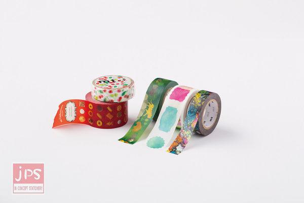 日本MT和紙膠帶 烘培甜點 MTEX1P117 (2016春夏款)