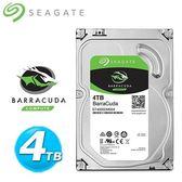 全新 Seagate【BarraCuda】新梭魚 4TB 3.5吋桌上型硬碟 (ST4000DM004)