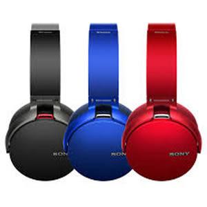 限期送好禮 SONY MDR-XB950B1 無線耳機EXTRA BASS 紅色