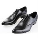 歐版男士商務 正裝皮鞋男系帶 男鞋工作鞋 職業皮鞋黑色的 現貨