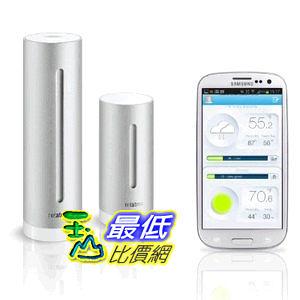 [現貨] Netatmo Weather Station for Smartphone NWS01-US 天氣觀測站 溫度 溼度 空氣品質 氣象 環境 _TB15
