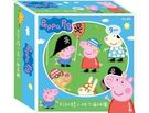 Peppa Pig 粉紅豬小妹六面拼圖....
