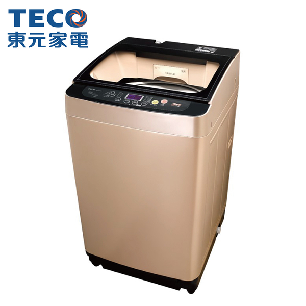 [TECO 東元]12公斤 DD變頻直驅洗衣機 W1239XG