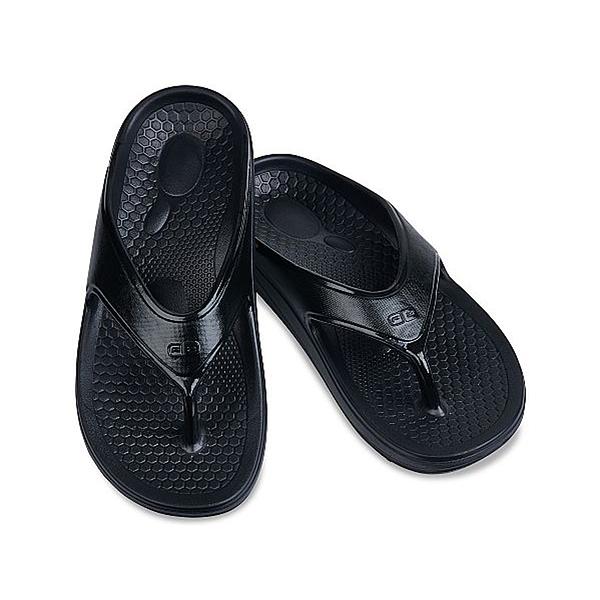 《Spenco》FUSION 2 FADE 男 能量回復 涼拖鞋 黑色 SF20-237