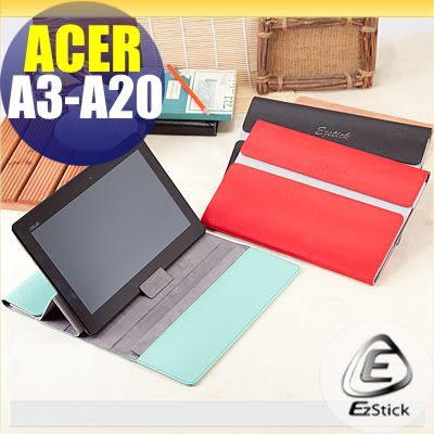 【EZstick】ACER Iconia Tab 10 A3-A20 FHD 平板皮套(通用型#10)
