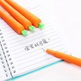 【筆紙膠帶】仿真長條紅蘿蔔水性筆