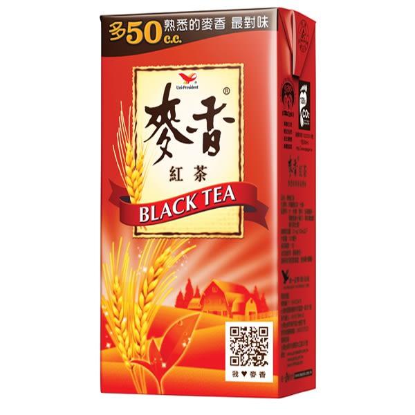 統一 麥香紅茶 300ml (6入)/組
