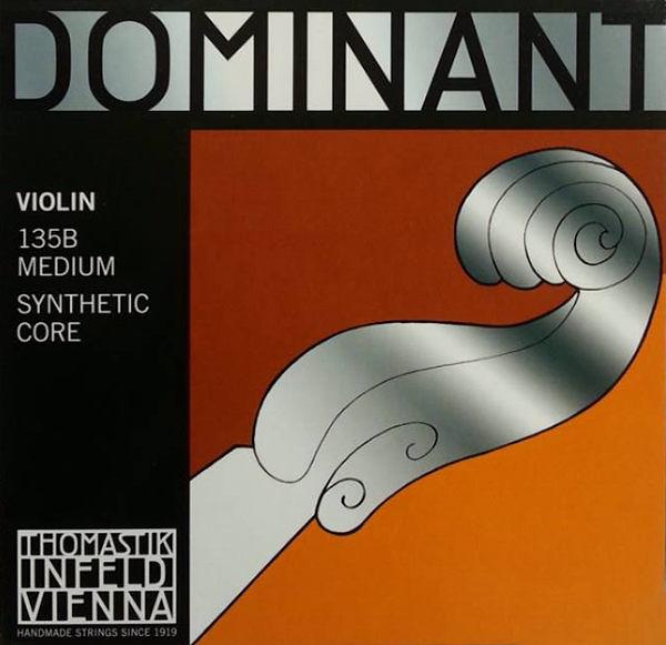 【非凡樂器】THOMASTIK / DOMINANT 135B 小提琴弦 1/4 & 1/2適用