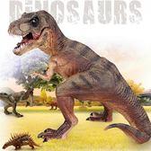 世界大號恐龍模型霸王龍仿真動物兒童恐龍蛋男孩玩具