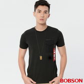 【BOBSON】男款印圖上衣 (27027-46)